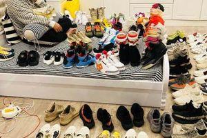Thanh niên Cần Thơ gây choáng với những đôi giày trị giá trăm triệu đồng