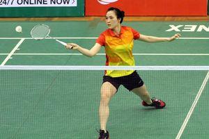 Các tay vợt Việt Nam dừng bước ở giải cầu lông vô địch thế giới