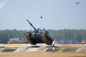 Cận cảnh màn đua tăng nghẹt thở của các đội tại Hội thao quân sự quốc tế ở Nga