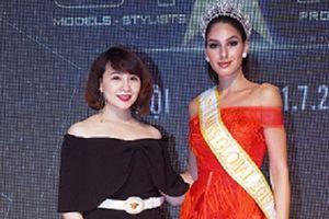 NTK Tuyết Lê tìm kiếm thí sinh tham gia các cuộc thi nhan sắc thế giới