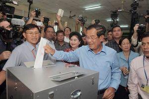 Việt Nam chúc mừng Campuchia sau kỳ bầu cử Quốc hội thành công