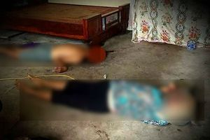 Thái Bình: Xót xa hai vợ chồng chết thảm vì điện giật