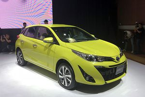 Toyota Vios mới ra mắt ở Việt Nam có điểm gì mới?