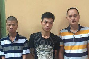 Bắt giữ hai 'siêu trộm' chuyên trộm cắp xe ở Hà Nội