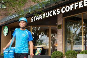 Starbucks 'bắt tay' Alibaba giao cà phê tại Trung Quốc