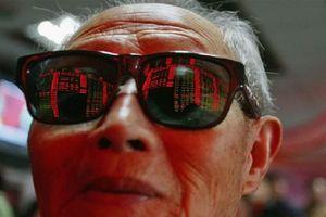 Chứng khoán Trung Quốc sụt giảm vì nỗi lo chiến tranh thương mại