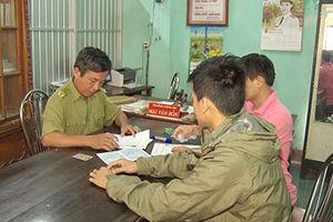 Trưởng Công an xã có nhiều sáng kiến trong đảm bảo an ninh trật tự tại cơ sở