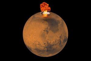 Ném bom sao Hỏa: Giải pháp vô vọng để chinh phục hành tinh đỏ