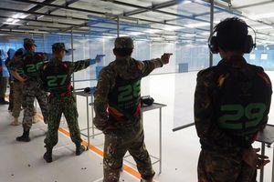 Việt Nam đang giữ vị trí cao tại hai nội dung khác của Army Games
