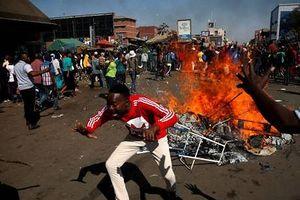 Zimbabwe: Nhiều người thiệt mạng vì bạo lực sau cuộc bầu cử tổng thống