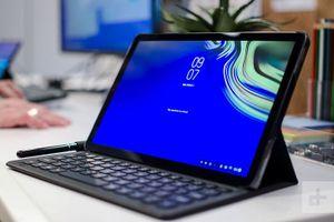 Samsung Galaxy Tab S4 chính thức: Snapdragon 835, có ứng dụng DeX