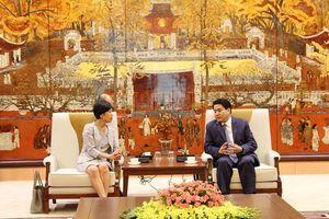 Dư địa hợp tác giữa Hà Nội và Canada còn rộng mở