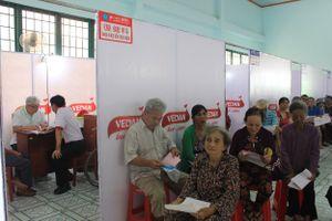 Vedan Việt Nam: 7 năm đồng hành cùng chương trình khám chữa bệnh và phát thuốc miễn phí