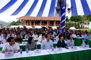 Thứ trưởng Võ Tuấn Nhân tham dự chương trình 'Quỹ 1 triệu cây xanh cho Việt Nam'