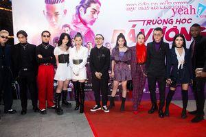 Loạt sao Việt xuất hiện cá tính tại sự kiện ra mắt phim 'Trường học bá vương'