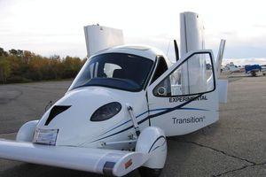 Xe bay Terrafugia Transition được bán ra từ năm 2019