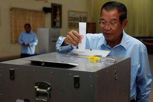 Việt Nam lên tiếng về kết quả bầu cử Quốc hội Campuchia