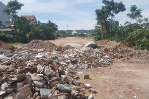 Nghệ An: Doanh nghiệp san ủi trái phép 6.000 m2 đất