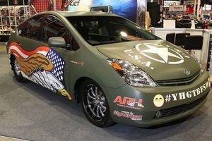 Xe độ Toyota Prius mạnh 1.000 mã lực
