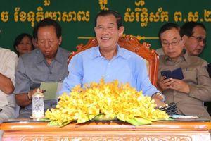 Quốc hội và chính phủ mới của Campuchia sẽ được thành lập vào tháng 9
