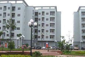 Hà Nội: Thêm 300 căn hộ dành cho người thu nhập thấp