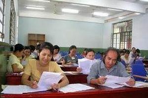 Mức chi xây dựng ngân hàng câu trắc nghiệm, tổ chức các kỳ thi
