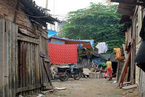 'Đột nhập' vào 'khu ổ chuột' giữa lòng Thủ đô