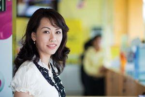 Nữ CEO Viễn thông A: Doanh nhân có tâm hồn nghệ sĩ