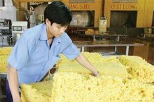 Cổ phiếu cao su Phước Hòa thu hút nhà đầu tư dài hạn