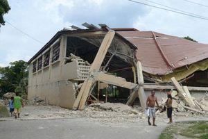 142 người chết do động đất ở Philippines