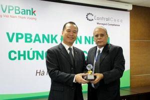 Ngân hàng đầu tiên tại Việt Nam đạt chứng nhận bảo mật PCI DSS