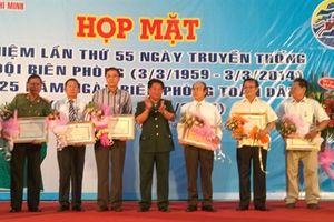 Ban liên lạc truyền thống BĐBP TP Hồ Chí Minh gặp mặt hội viên