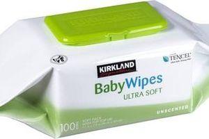Cảnh báo khăn ướt BabyWipes chứa hóa chất ảnh hưởng tới tuyến giáp