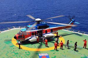 Công ty bay Trực thăng miền Nam: Bay tới những tầm cao