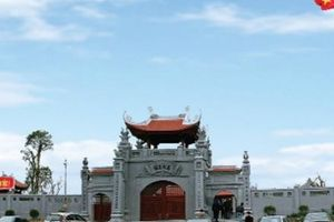 Lễ hội Đền A Sào thờ Hưng Đạo Đại Vương Trần Quốc Tuấn