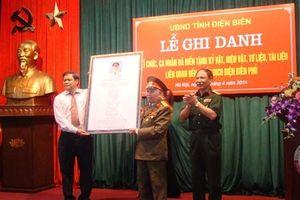 Bảo tàng Chiến thắng Điện Biên Phủ nhận nhiều kỷ vật, hiện vật, tư liệu