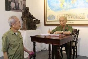 Triển lãm 'Đại tướng Võ Nguyên Giáp qua các tác phẩm nghệ thuật'