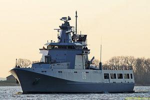 Brunei tiếp nhận chiến hạm lớp Darussalam cuối cùng