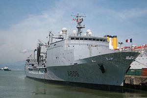 Tàu hải quân Pháp sắp thăm Đà Nẵng
