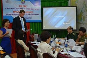Hội thảo phòng chống di cư trái phép từ Việt Nam sang Ô-xtrây-li-a bằng tàu thuyền