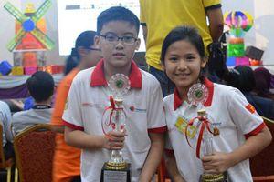 Học sinh Việt Nam đạt 7 giải thưởng trong cuộc thi Robotics quốc tế