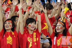 Bán kết lượt về Việt Nam - Malaysia: CĐV Việt Nam sẵn sàng chơi đẹp