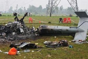 Ấn Độ: Số trực thăng rơi nhiều hơn cả mua mới