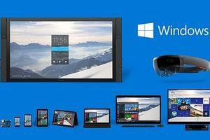 Người dùng Windows sẽ được nâng cấp Window 10 miễn phí