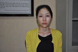 Đồn BP Cửa khẩu quốc tế Lào Cai bắt đối tượng có lệnh truy nã