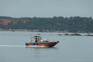 BĐBP Bình Thuận nỗ lực tìm kiếm, cứu hộ vụ máy bay bị rơi