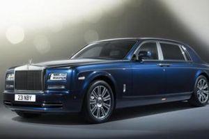 Sẽ chỉ có 25 chiếc Rolls-Royce Phantom Limelight được sản xuất