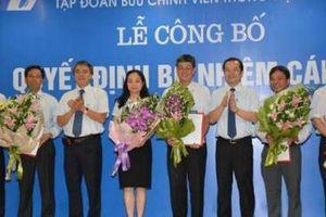 VNPT bổ nhiệm 9 Phó tổng giám đốc của 3 Tổng công ty