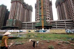 Hàng loạt doanh nghiệp bất động sản nợ thuế Hà Nội