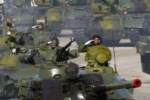 Thán phục dàn vũ khí tự chế của Quân đội Cuba